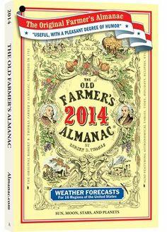 The Old Farmer's Almanac 2014 Classic Edition