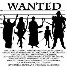 My players exactly.<<<my current party is a group of escaped convicts