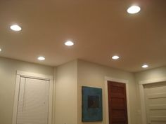 Make sure there is enough lighting in the kitchen but put it on a dimmer switch so you can adjust the brightness