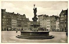 Fontanna Neptuna – Miejsca we Wrocławiu – Ciekawie i konkretnie o Wrocławiu.