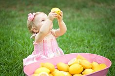 Lemonade Stand photo shoot...so cute!