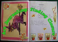 Art Journaling: Getting Closure Through Journaling Emotional Healing, Art Therapy, Art Journaling, Arts And Crafts, Closure, Pretty, Artist, Blog, Art Diary