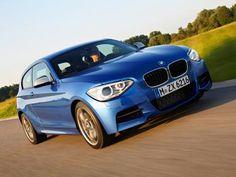 Mit Hinterradantrieb und 320 PS hat der BMW M135i alle Zutaten für sportliches Fahren an Bord. Überzeugt der kompakte Bayer im ersten Fahrbericht? #bmw #mpower