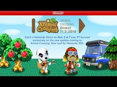 Gaming Roudup: Animal Crossing: New Leaf Gets Updated and Watch Dogs 2 Season Pass - http://www.entertainmentbuddha.com/gaming-roudup-animal-crossing-new-leaf-gets-updated-and-watch-dogs-2-season-pass/