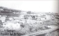 Villalegre, finales del siglo XIX, Avilés