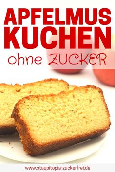 Apfelmuskuchen ohne Zucker Low Carb recipe for a juicy apple custard without sugar, without flour and of course gluten-free. Easter Recipes, Baby Food Recipes, Cake Recipes, Dessert Recipes, Dessert Ideas, Keto Friendly Desserts, Low Carb Desserts, Low Carb Recipes, Sin Gluten