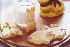 These are the sweetest little Easter bunnies and they taste fabulous too.