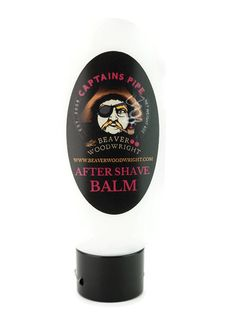 Captain's Pipe Aftershave Balm