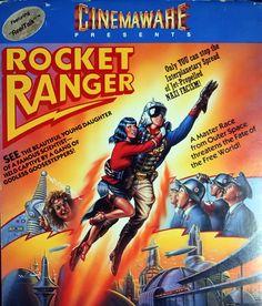 Rocket Ranger by Cinemaware