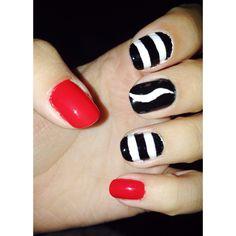 Sephora inspired nails on The Beauty Board #Sephora #nailart