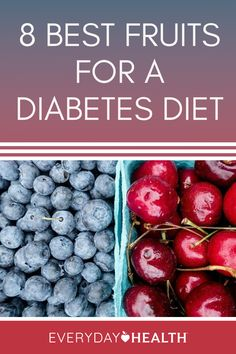 You can still enjoy fruit if you're on a diabetes diet.