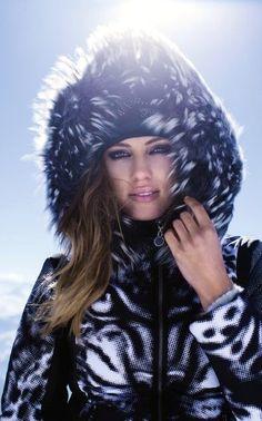 SNOW Magazine got a sneak peak of the Sportalm Ski Fashion Collection for Snow Fashion, Winter Fashion, Instagram Inspiration, Chalet Chic, Ski Bunnies, Mountain Style, Ski Wear, Snow Skiing, Snow Pants