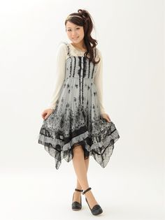 tulle embroidered dress from axes femme