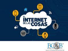 TODO SOBRE PATENTES Y MARCAS. El Internet de las Cosas es una revolución en la relación entre los objetos y las personas, que se conectarán con la Red y ofrecerán datos en tiempo real. De esta forma se acerca la digitalización del mundo físico. En BC&B podremos proteger sus creaciones digitales. Le invitamos a contactarnos al teléfono 5263-8730 o puede visitar nuestra página web www.bcb.com.mx, para conocer más acerca de los derechos de propiedad intelectual. #patentes