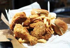 Mini Hut - Fried chicken