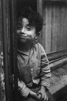 Paris by Sabine Weiss. 1955