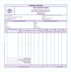 simple GST Invoice Format in PDF1 , Simple Invoice Template Word , Details Of Simple Invoice Template Word To Know Are you familiar with the template of the word? Well, here we will talk about the simple invoice temp...