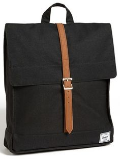 Herschel Supply Co. 'City - Mid Volume' Backpack - Black