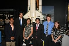 Congratulations to these students from West Shore Junior/Senior High School in Melbourne, Florida on being recognized for their ALS science experiment at the Smithsonian Air & Space Museum in our nation's capital! One of their teachers, who works with the Florida Chapter, is living with ALS.