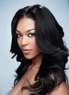 Peachy Long Weave Hairstyles Long Weave And Weave Hairstyles On Pinterest Short Hairstyles For Black Women Fulllsitofus