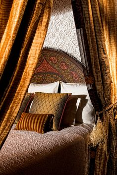 And so to sleep..... Suite Dreams at Royal Mansour. #Marrakech