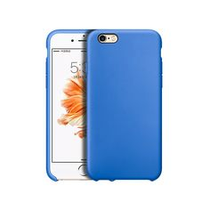 Phone Cover Bag for iPhone 6s Plus 5.5-inch HOCO Original Series Silicone Coating PC Case for iPhone 6s Plus/6 Plus - Blue Digital Guru Shop  Check it out here---> http://digitalgurushop.com/products/phone-cover-bag-for-iphone-6s-plus-5-5-inch-hoco-original-series-silicone-coating-pc-case-for-iphone-6s-plus6-plus-blue/