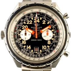 In 1959, the astronaut Scott Carpenter suggested to Breitling that they develop a Navitimer that incorporated a 24-hour dial instead of the normal 12-hour dial. The reason is that there's no day and night like we have on Earth, so its really complicated for the human body to adapt itself to this new situation. The 24-hour dial could help the astronaut to have a time measure. In 1962, Carpenter orbited the Earth three times wearing his Breitling Cosmonaute.  After creating the first…