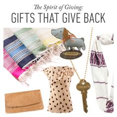 #CAbi - Get in the spirit of giving with these fabulous holiday gift ideas! #CAbigiftables #holidaygifts
