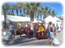 college of the desert street fair (palm desert)-- sounds like the deanza flea market - every sat starting at 7 am