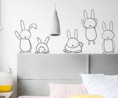 Hello Bunnies (sticker preview)