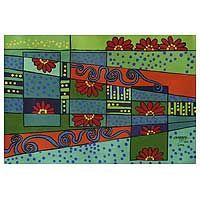 'Abstract I' (2007)