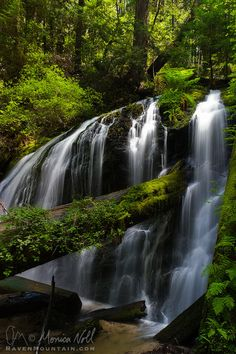 Russian Gulch Falls (California) by Raven Mountain Images | Phillip & Monica Noll - 500px