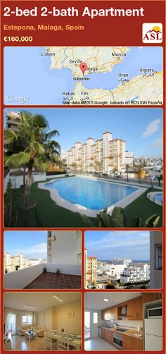 Apartment for Sale in Estepona, Malaga, Spain with 2 bedrooms, 2 bathrooms - A Spanish Life Apartments For Sale, Malaga Spain, Comfortable Living Rooms, Mediterranean Sea, Murcia, Double Bedroom, Sandy Beaches, Seville, Sevilla
