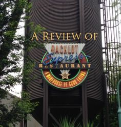 Review of Backlot Express at Disney's Hollywood Studios  #WDW #Disney #DisneyWorld