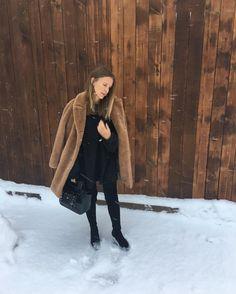 Irina Golomazdina sur Instagram: Зима 🙈🙈🙈 по- настоящему ❄️❄️❄️❄️❄️