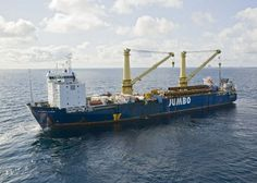 Jumbo completes Ithaca's Stella FPF-1 mooring system