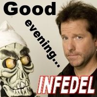 jeff dunham achmed infedel. I have got to see his act live!!!