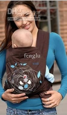 Ergonomic Baby Carrier For 0-3 Y Infant Last Style High Quality 4 Designs Baby Carrier Minizone Fashion Pattern Design Baby Sling