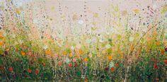 Chasing Autumn Light I, Acrylic painting by Sandy Dooley | Artfinder