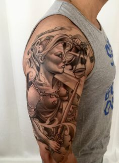 Lady Justice by JJ Claudio - Empire State Studio in Amityville NY