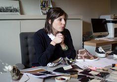 designer Magali Giunta  interviewed by elle.be