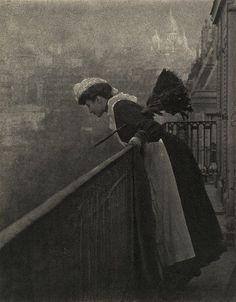Montmartre  -    Constant Puyo  1906