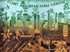 Urban Farming is the only way to eat 100% organic while reducing our footprint! How does your garden grow? Where does your food come from?  www.powerhousegrowers.com  @Pam Naugle Chastain Growers
