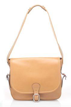 Gucci Buckle Messenger Bag