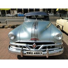 File The Pontiac vintage car..JPG ❤ liked on Polyvore featuring cars