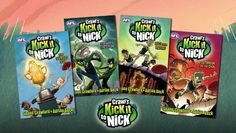 --AUSTRALIAN-- Kick it to Nick is a book series jam-packed with non-stop adventure, co-written by former AFL superstar Shane Crawford.  The books are all about Nick, Bruiser and Ella – three massive footy fans. Although Nick and his friends live and breathe AFL, their school footy team, the Crocs, have never won a game. However, all that might be about to change now that that their school has a new footy oval. Will the oval finally bring the Crocs some good luck… or the complete opposite? Chapter Books, Book Series, Crocs, Superstar, Breathe, Kicks, Fans, Change, Adventure