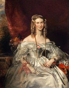 Hannah Fry, Mrs Harris Prendergast (1814 - 1859)