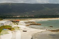 Carnota beach. Find all the information to plan your trip to #Carnota in www.qnatur.com