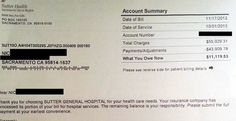 Some Guy Posted His Hospital Bill Online. You'll See Why Everyone's Talking About It.