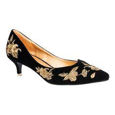 banned-magic-dance-black-and-gold-kitten-heels